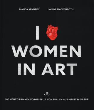 I Love Women In Art, 2020