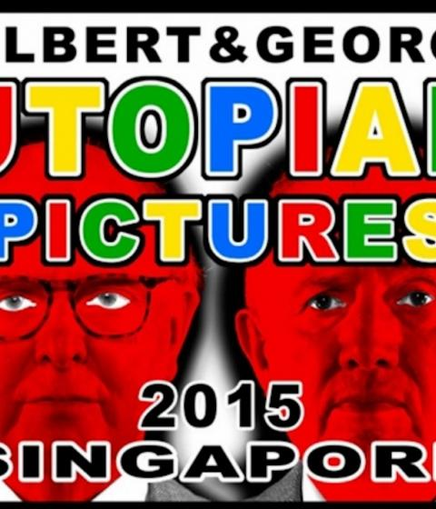 Gilbert and George - Utopian Pictures (Autographed)